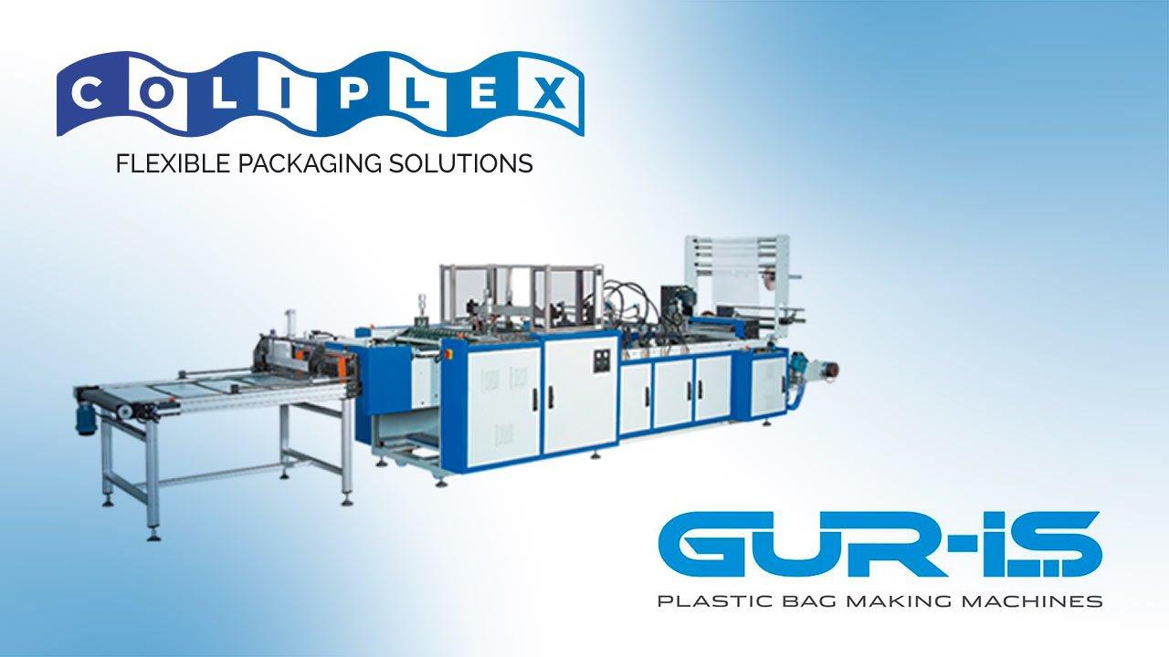 Coliplex adquiere una nueva línea de producción para la fabricación de bolsas con soldadura perlada.